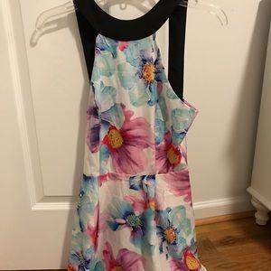 Dresses & Skirts - backless cocktail dress